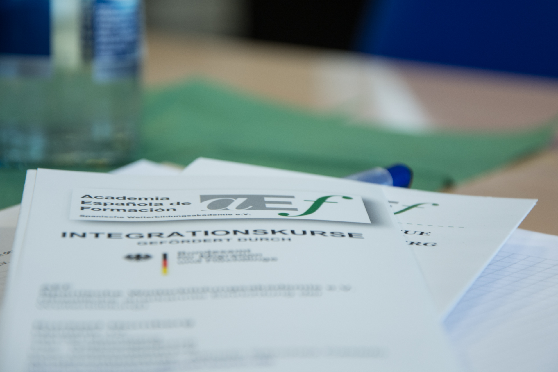 Allgemeine Integrationskurse Aef Die Weiterbildungsakademie