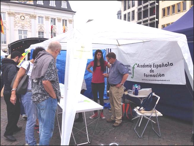 """AEF bei """"Vielfalt! Das Bonner Kultur- und  Begegnungsfest"""""""