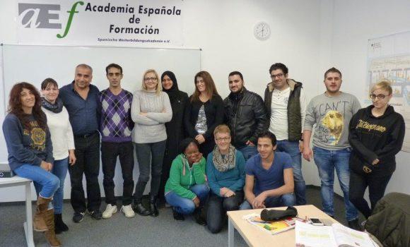 Integrationskurse bei der AEF Hornberg