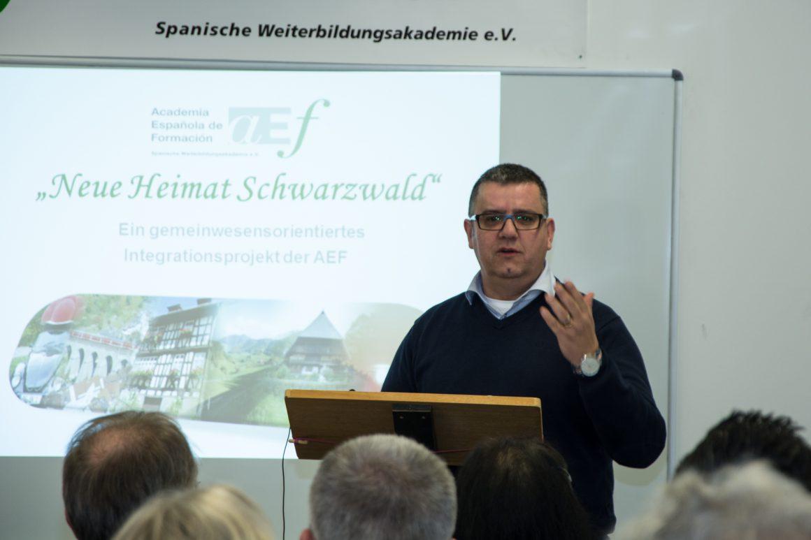 Nuevo Hogar Selva Negra – Neue Heimat Schwarzwald