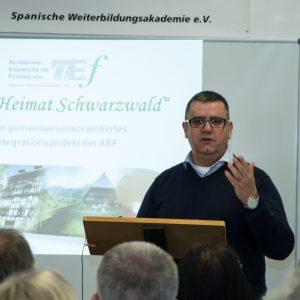 """Integration im ländlichen Raum – """"Neue Heimat Schwarzwald"""""""