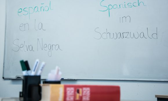 Spanisch lernen in der AEF Hornberg