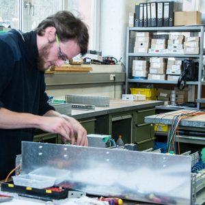 Neuzuwanderer werden in KMUs in den Schwarzwald integriert