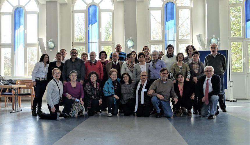 Erste Seminar für Senioren ¡Adentro! 2017 – Vallendar
