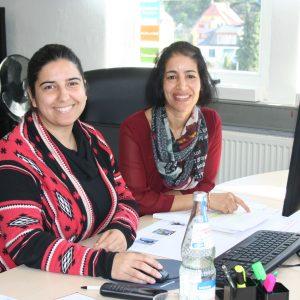 """""""Deutsch lernen, Potenziale erkennen und fördern"""", drei Faktoren für die Integration in ländlichen Raum"""