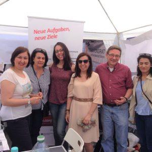 Vielfalt! Die AEF auf dem Bonner Fest der Kulturen