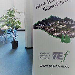 """Tercer jornada de trabajo con refugiados """"Neue Heimat Schwarzwald"""""""
