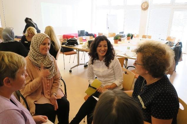 Frauenkurse des BAMFs – Ein neues Integrationsangebot der AEF im Schwarzwald Region