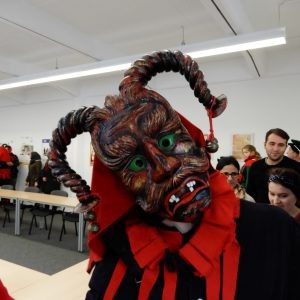 Narri Narro! – Carnaval en la AEF Hornberg