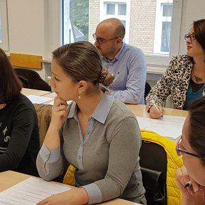 Taller formativo: ¿Cómo solicitar un trabajo en Alemania?