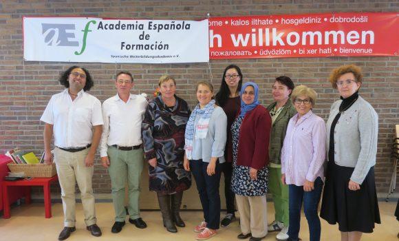 Buscamos docentes y asociaciones/instituciones interesados en impartir cursos de mujeres