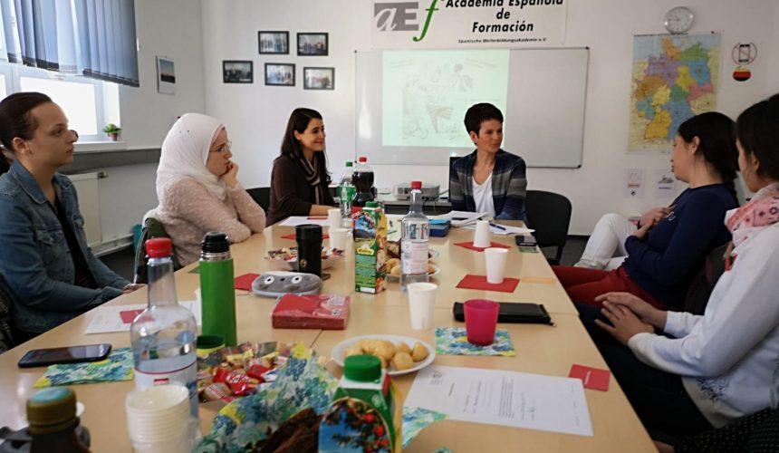 Taller: El papel de la mujer en la sociedad, similitudes y diferencias en Alemania