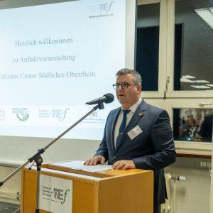 Auftaktveranstaltung: Welcome Center Südlicher Oberrhein in Hornberg