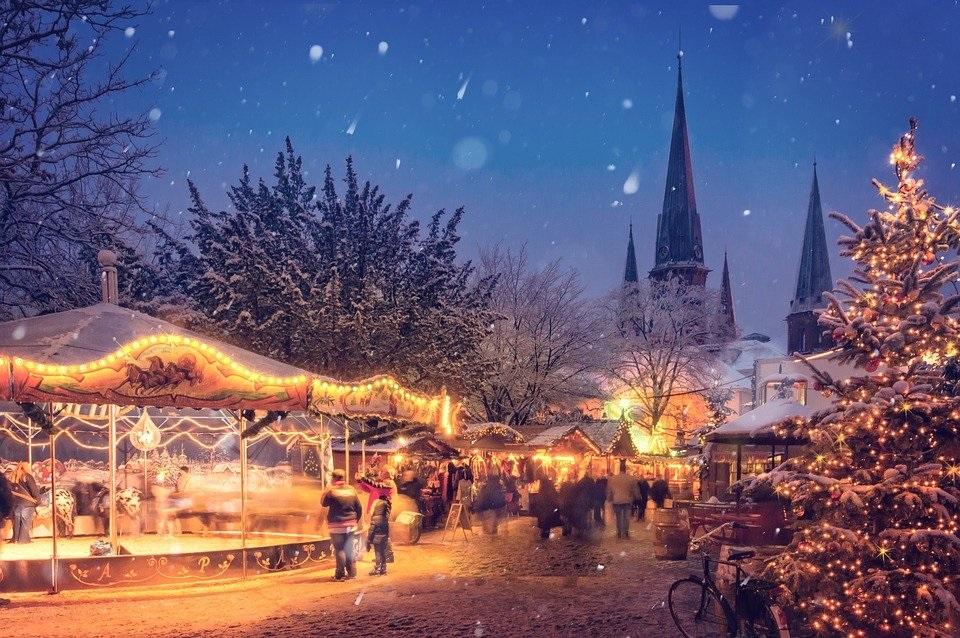 Weihnachten in Deutschland: Bräuche und Traditionen - AEF ...