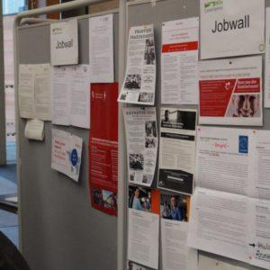 Jobmesse für Sozialwissenschaften